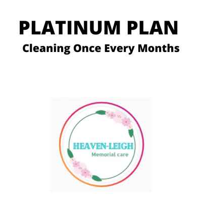 Grave & Headstone Cleaning Monthly